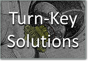 turn-key solutions (C) Adret LLC